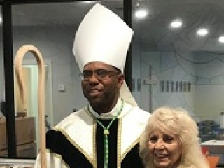 Consecration of Bishop Michael Theogene