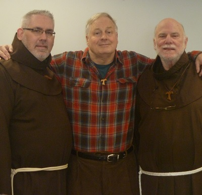 Community of St  Francis Joins CACINA