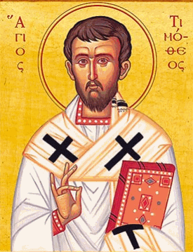 St Timothy Icon